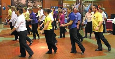 Cours de danse for Danses de salon en ligne