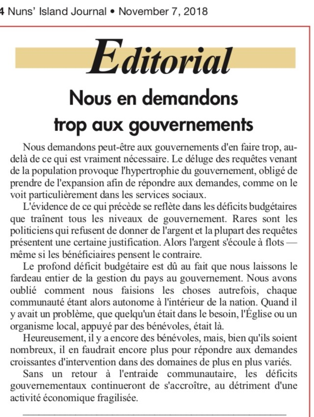 declaración de impot kijiji montreal
